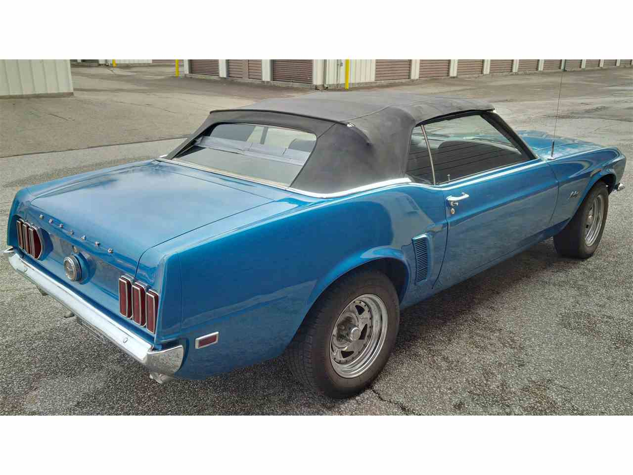Large Picture of 1969 Ford Mustang - $24,900.00 Offered by Benza Motors - L1HU
