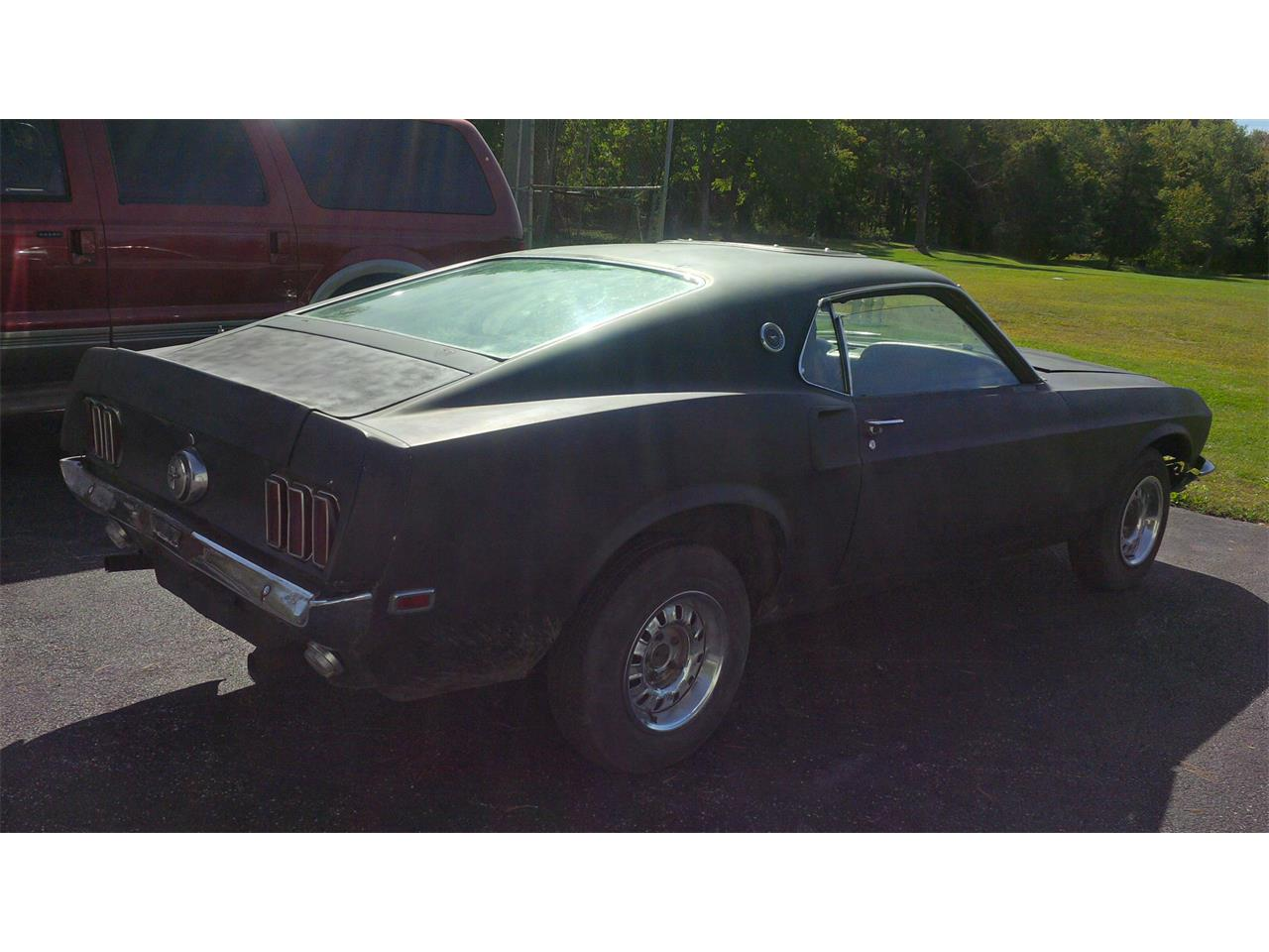 Large Picture of '69 Mustang - L1HV