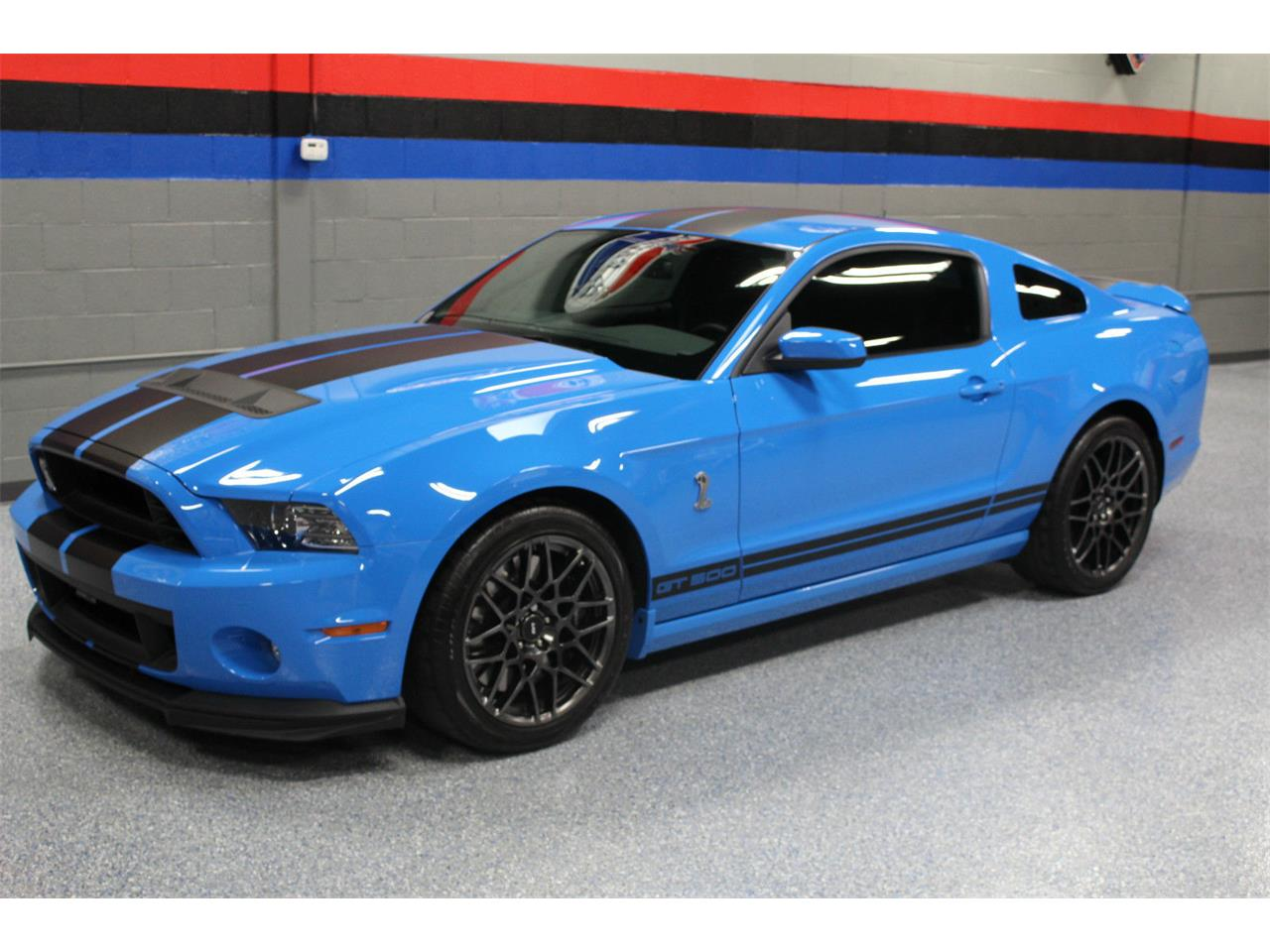 Large Picture of '13 Mustang - L1I3