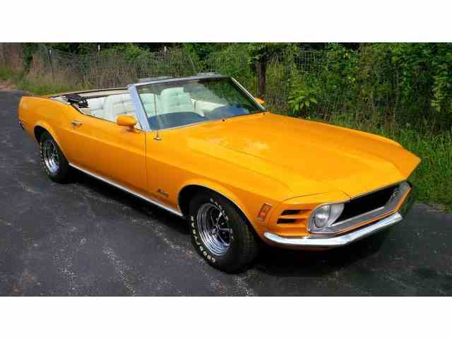 Picture of '70 Ford Mustang - $39,900.00 - L1I7