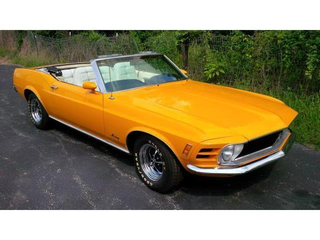 Picture of Classic 1970 Mustang located in Milford Ohio Offered by  - L1I7
