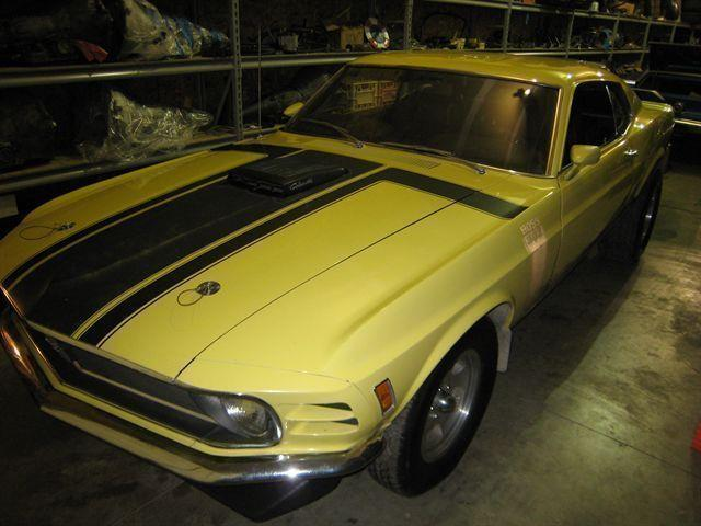 Picture of Classic '70 Ford Mustang - $139,900.00 Offered by  - L1ID