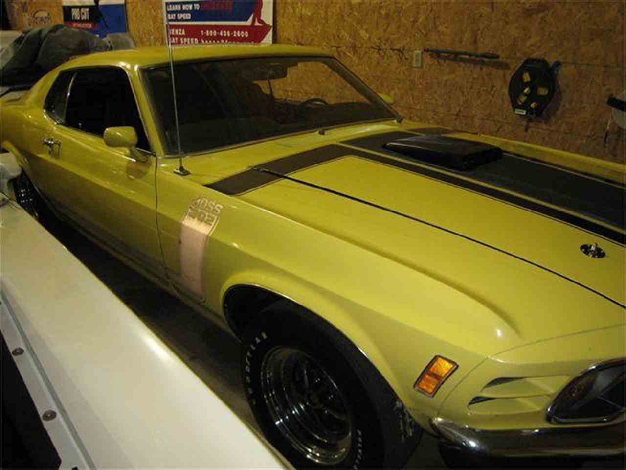 Large Picture of '70 Mustang - L1ID