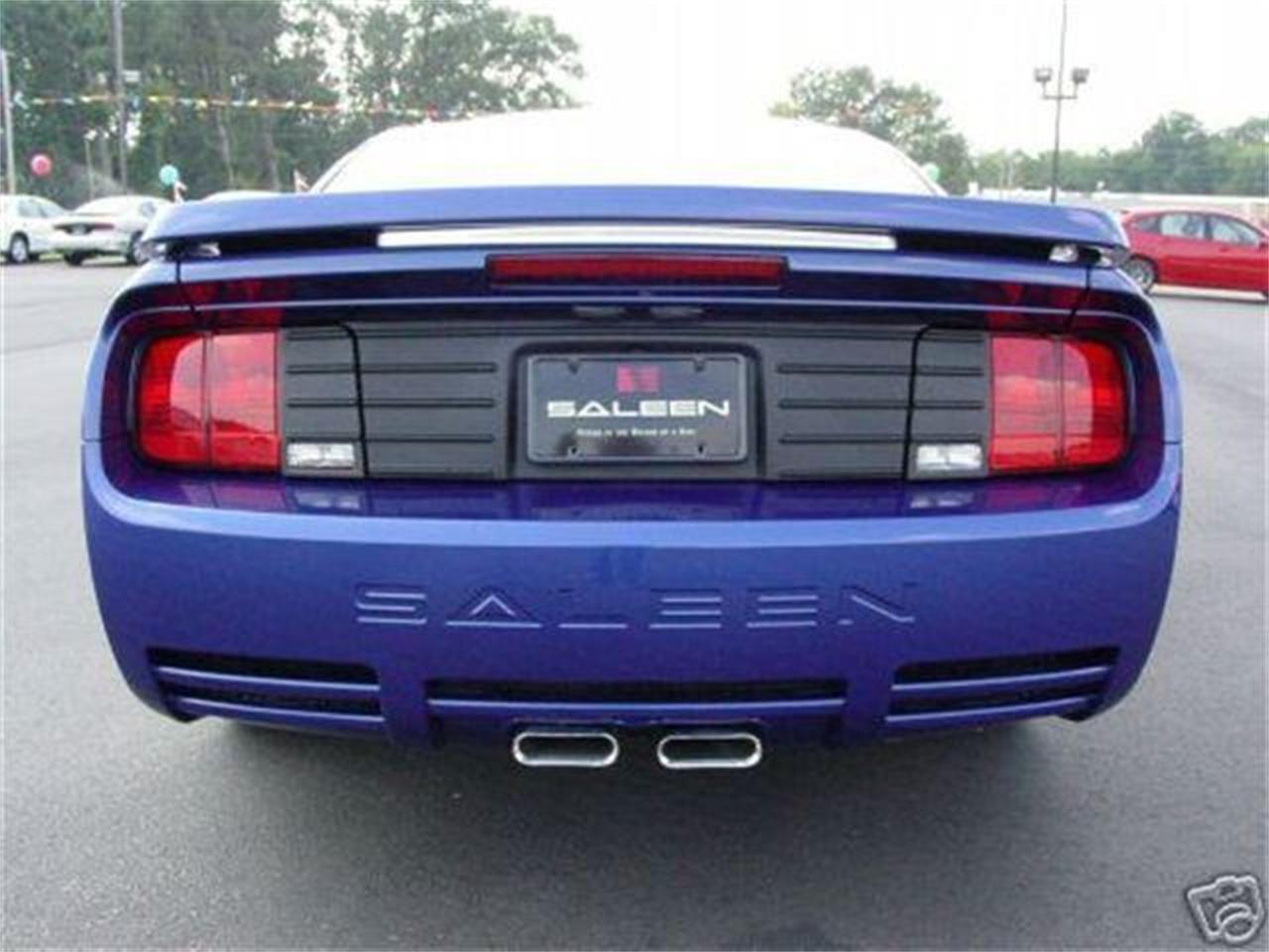 Large Picture of '05 Mustang - L1IE