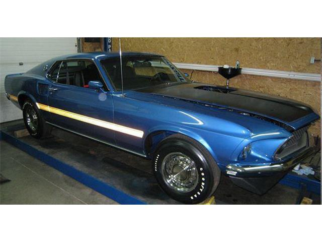 Picture of Classic '69 Ford Mustang - L1II