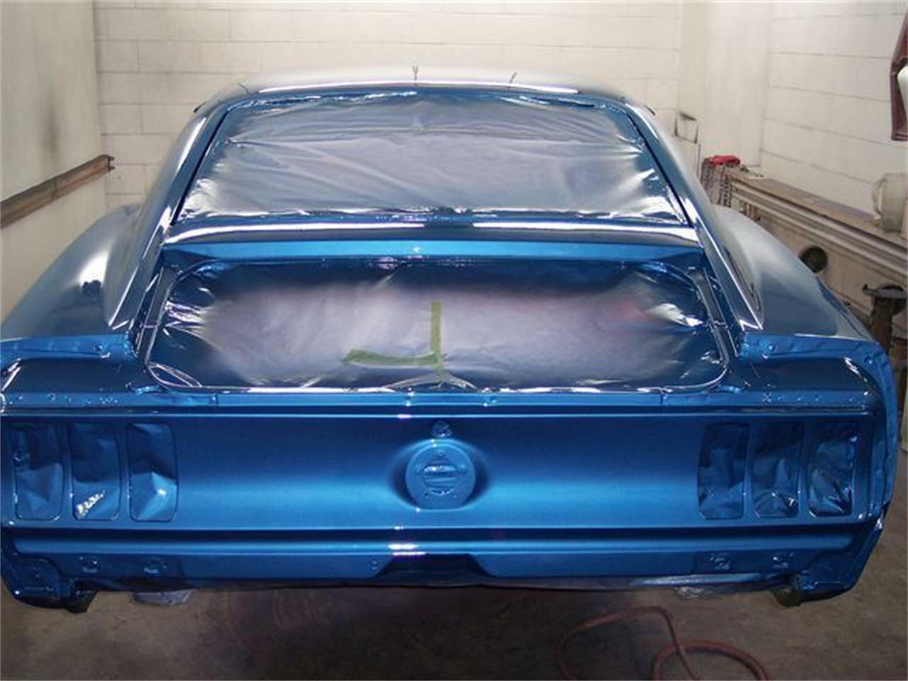 Large Picture of '69 Mustang - L1II