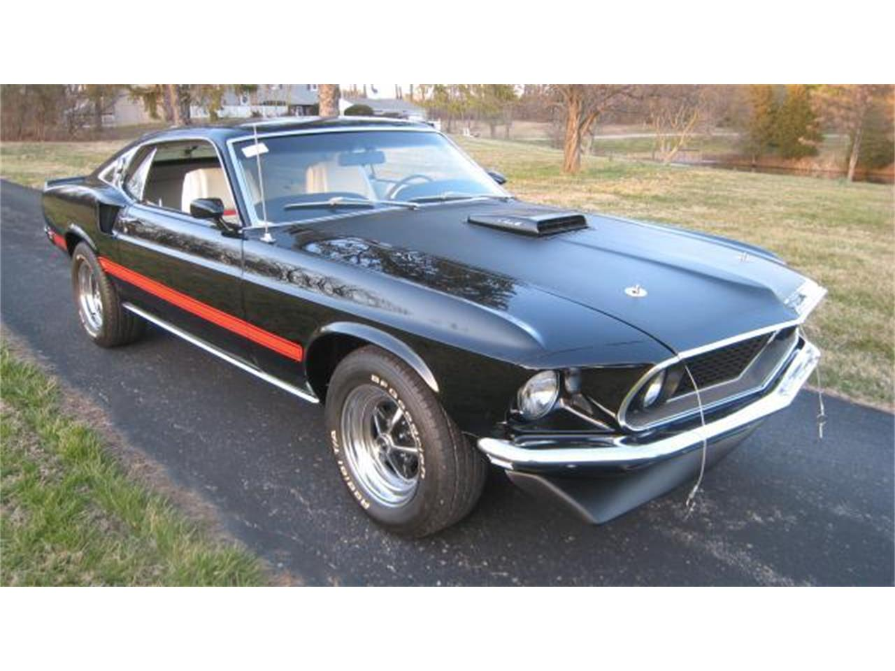 Large Picture of 1969 Ford Mustang - L1IM