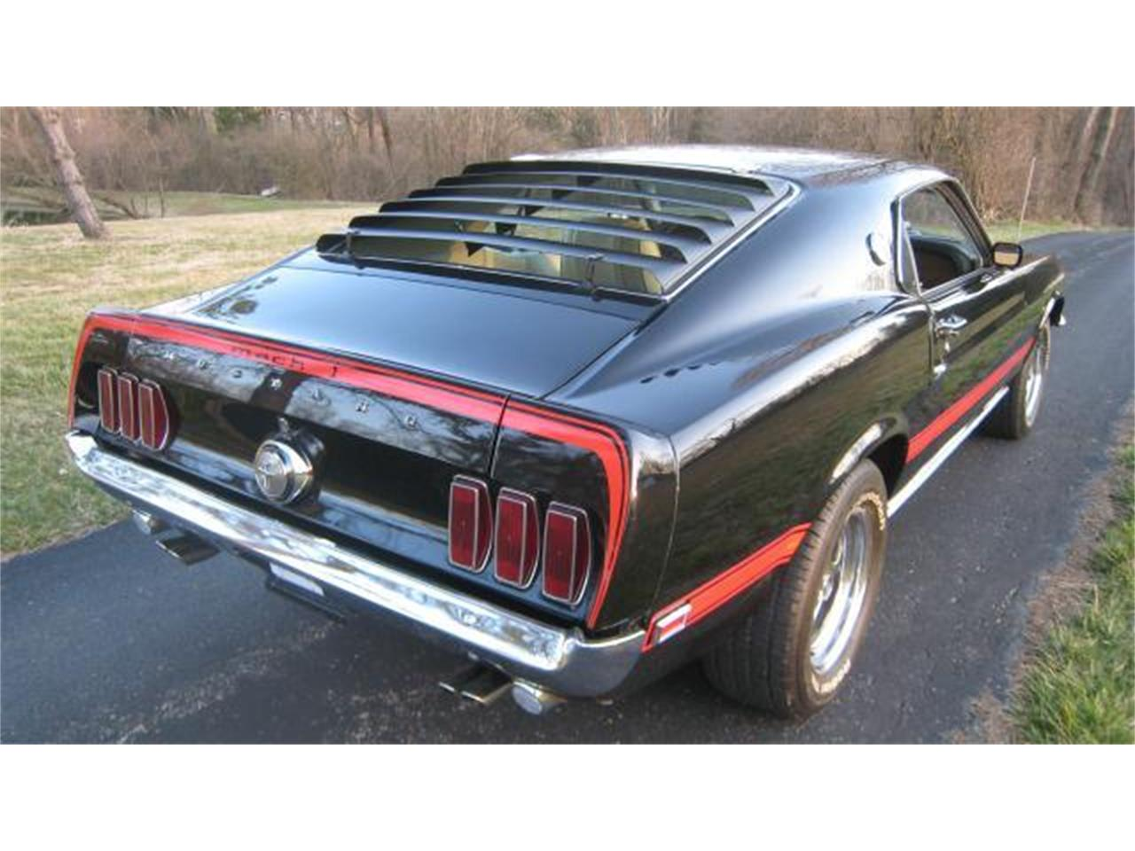 Large Picture of 1969 Mustang - L1IM