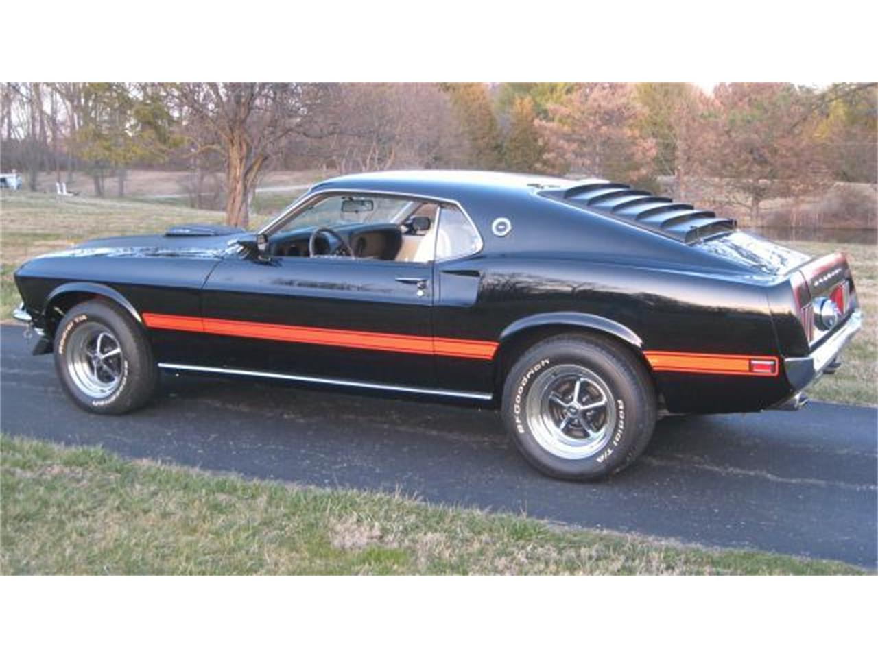 Large Picture of Classic 1969 Ford Mustang located in Milford Ohio - $109,900.00 Offered by Benza Motors - L1IM