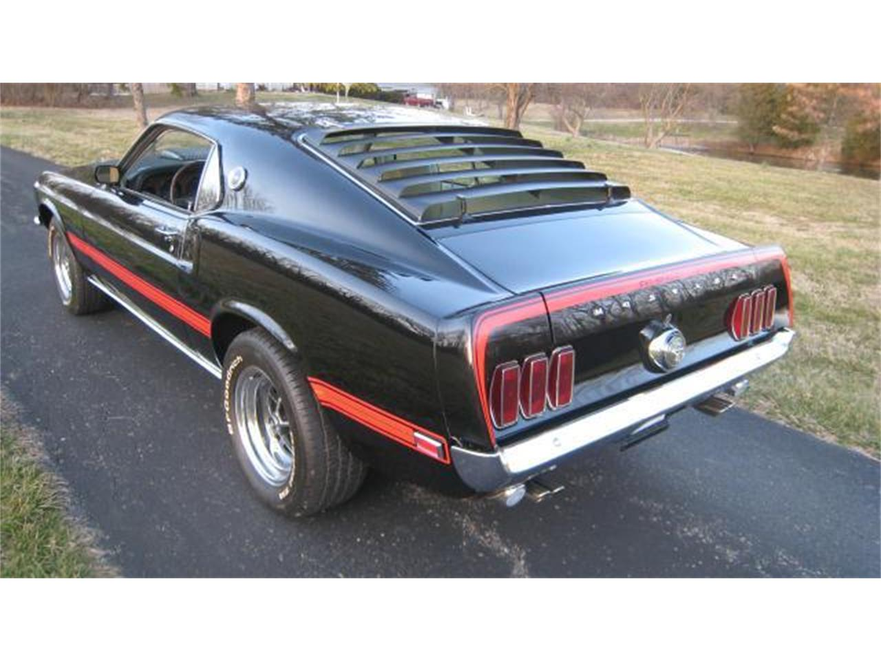 Large Picture of Classic '69 Ford Mustang located in Ohio - $109,900.00 Offered by Benza Motors - L1IM