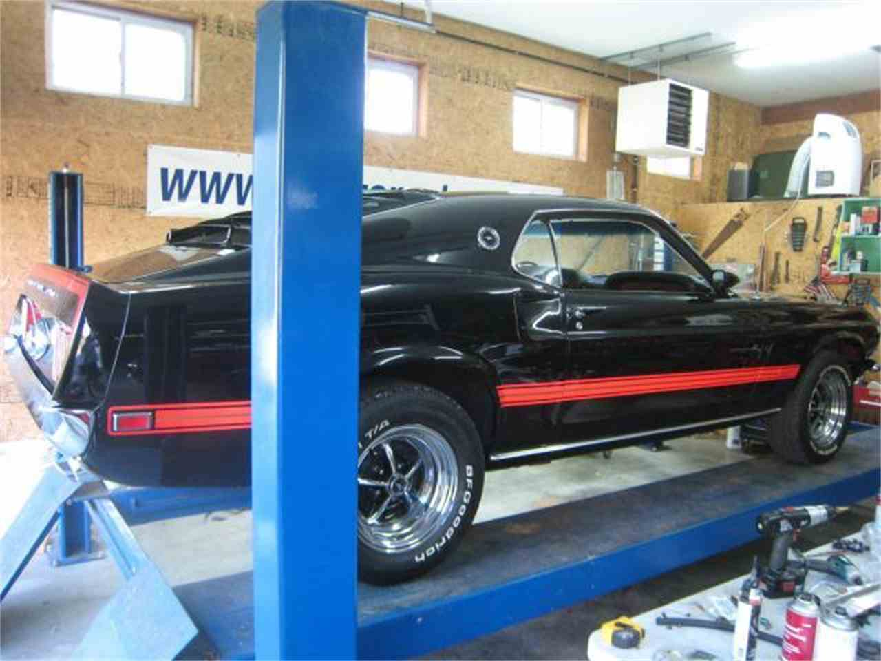 Large Picture of '69 Mustang - L1IM