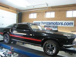 Picture of Classic 1969 Ford Mustang located in Milford Ohio - $109,900.00 - L1IM