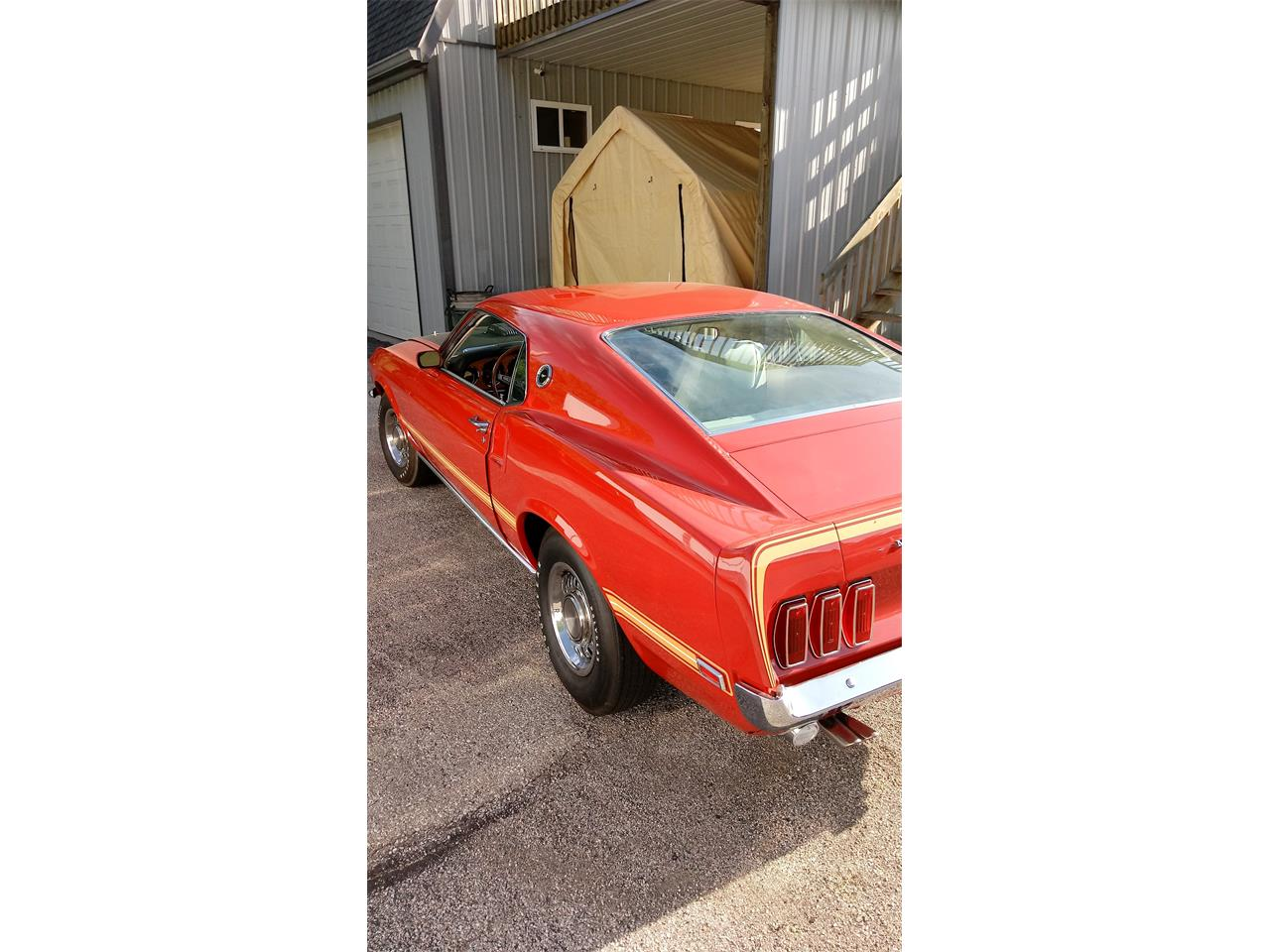 Large Picture of '69 Mustang located in Ohio - $119,900.00 - L1IN