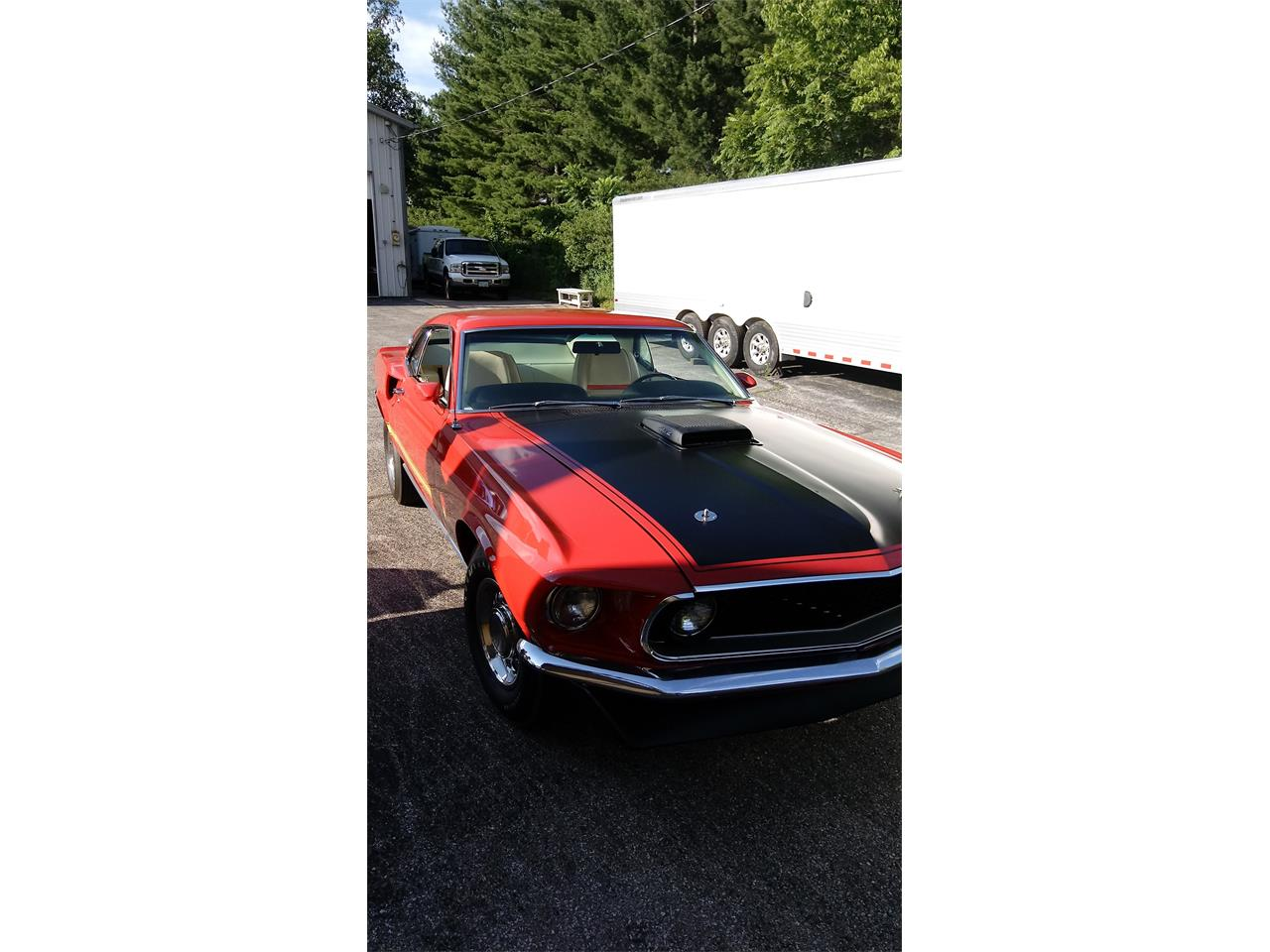 Large Picture of '69 Ford Mustang - L1IN