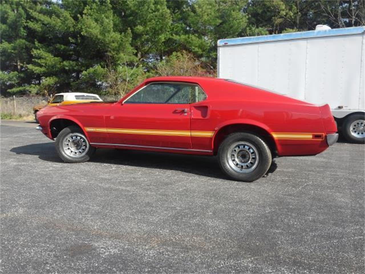 Large Picture of Classic '69 Ford Mustang located in Ohio - $119,900.00 Offered by Benza Motors - L1IN