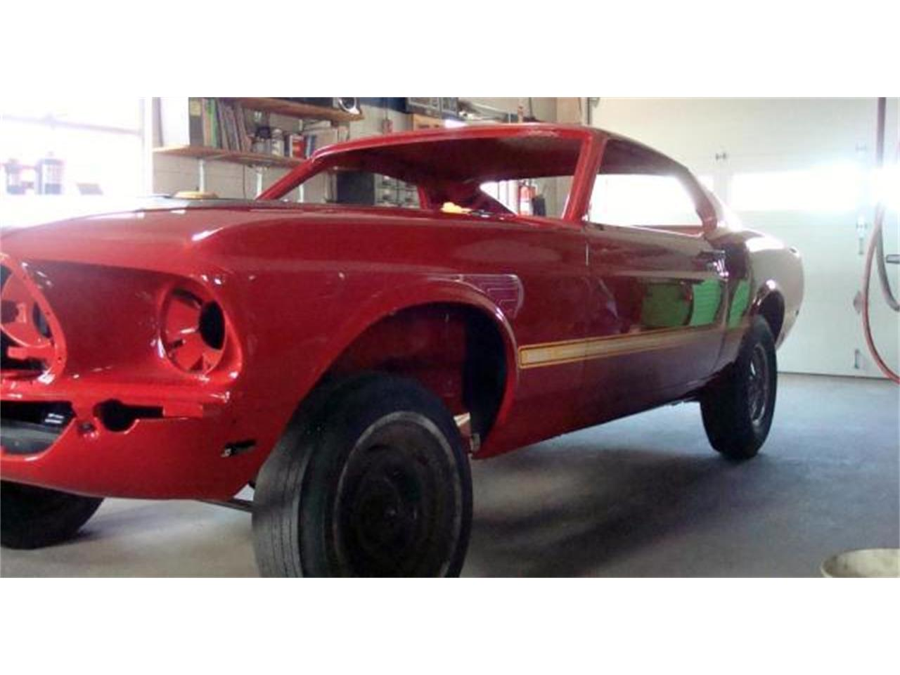 Large Picture of Classic 1969 Ford Mustang located in Milford Ohio Offered by Benza Motors - L1IN