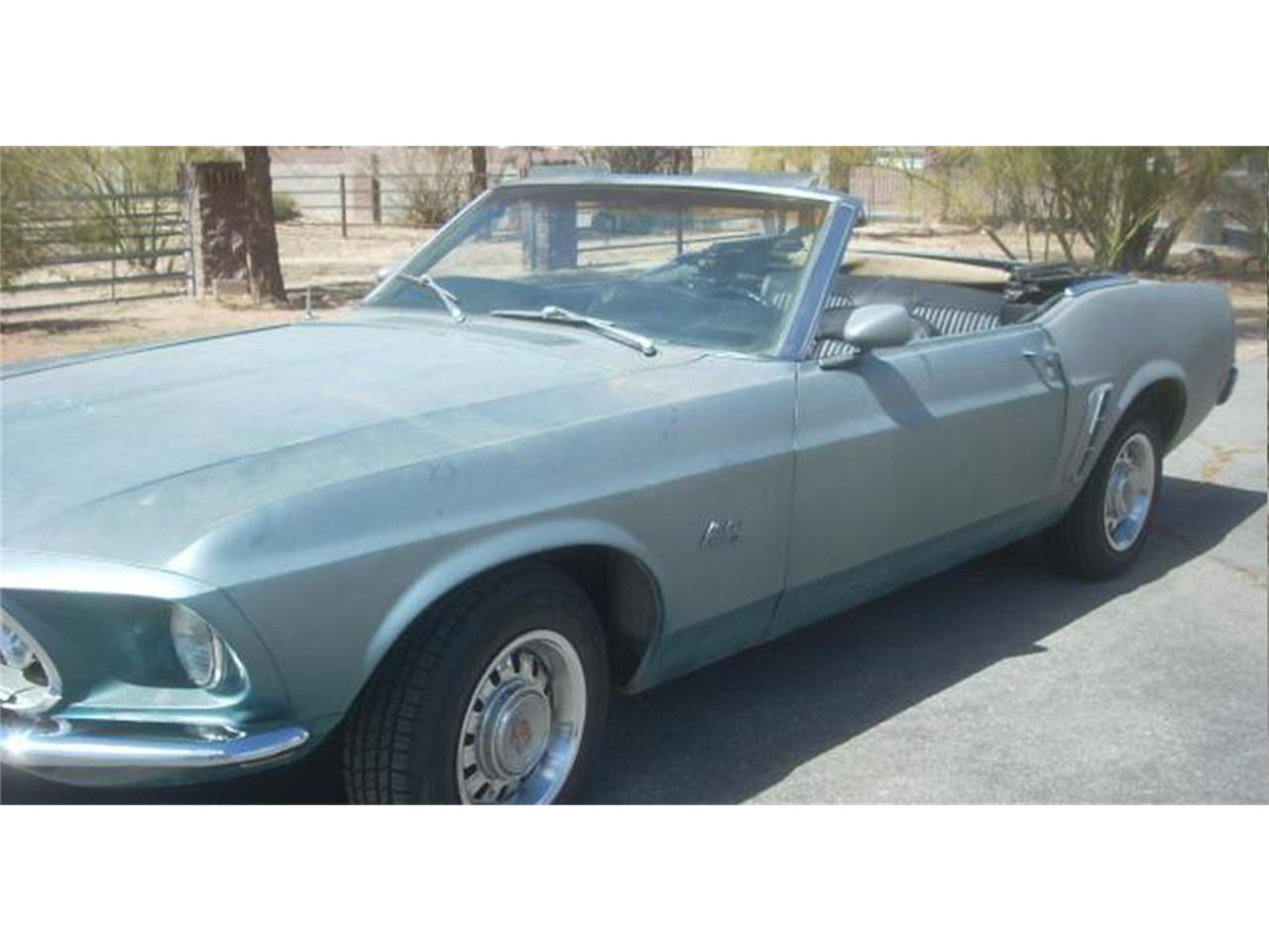 Large Picture of '69 Mustang - L1IP