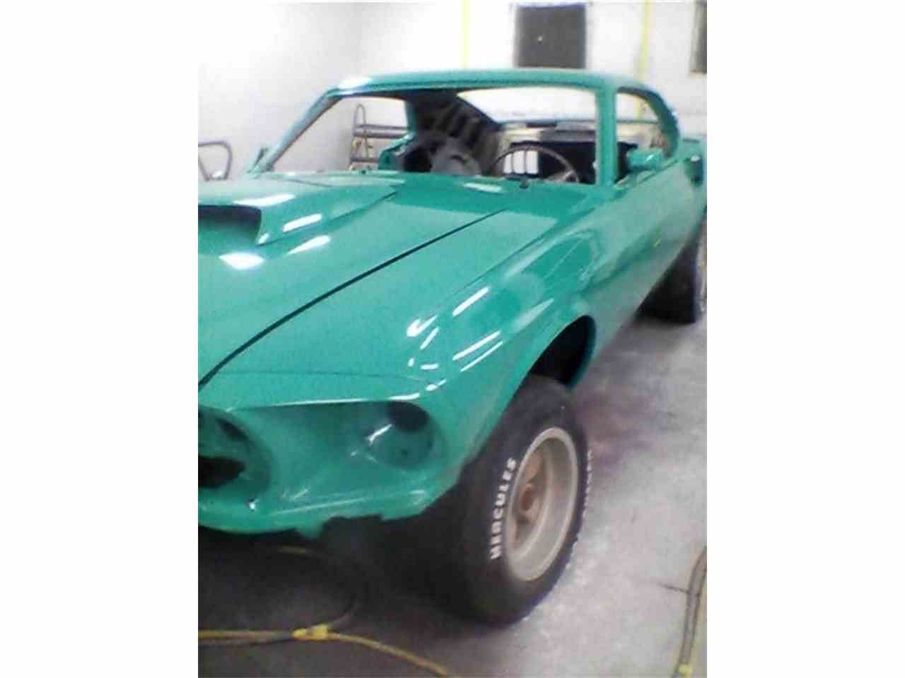 Large Picture of '69 Mustang - L1IR