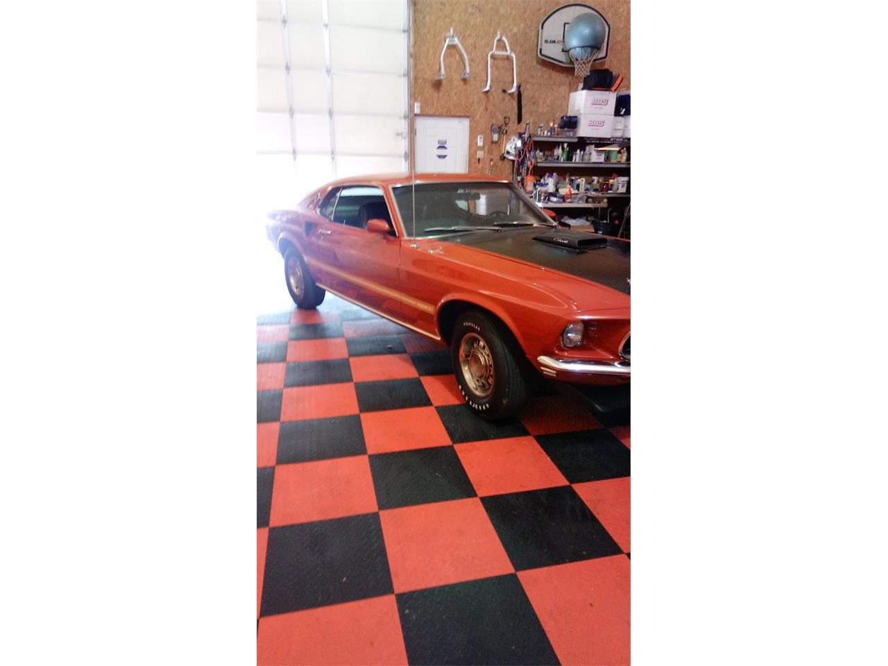 Large Picture of '69 Mustang - L1IS