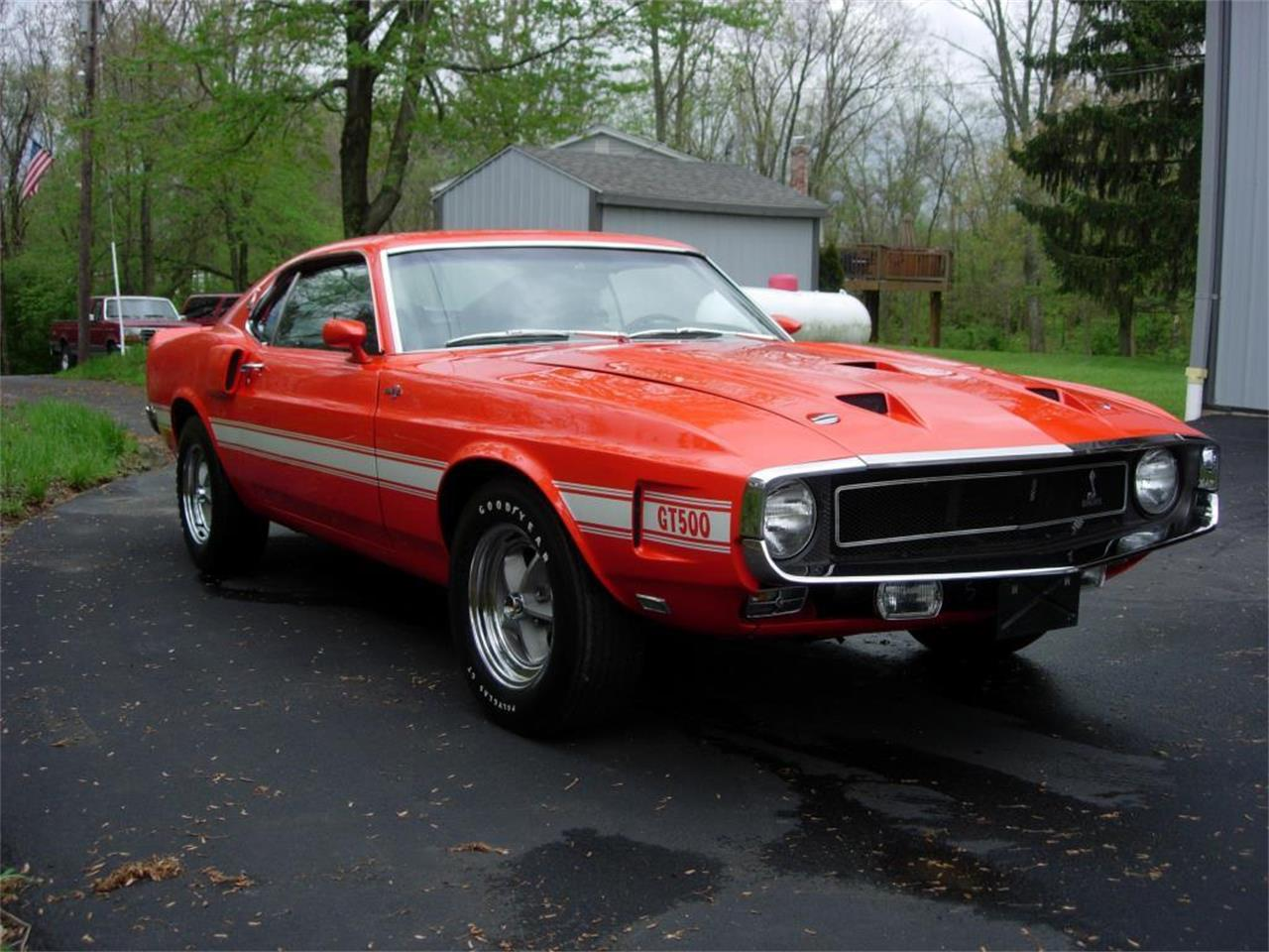 Large Picture of Classic 1969 Mustang located in Milford Ohio Offered by Benza Motors - L1IT