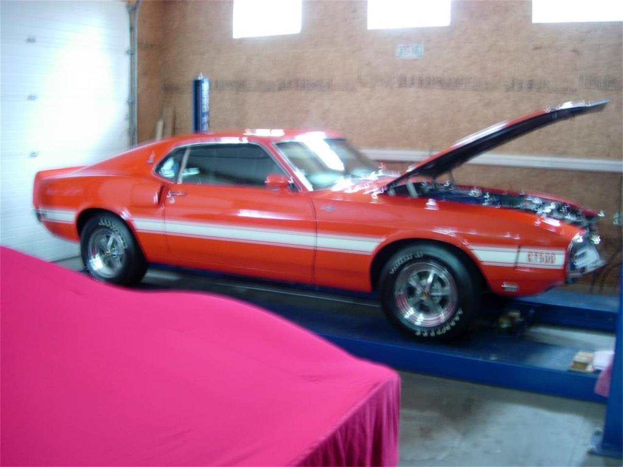 Large Picture of Classic '69 Ford Mustang - L1IT