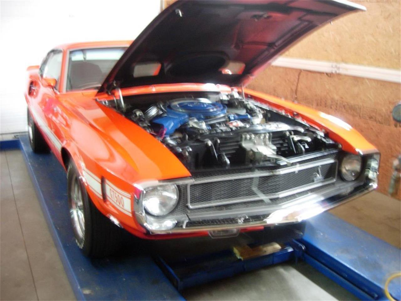 Large Picture of 1969 Ford Mustang located in Ohio Offered by Benza Motors - L1IT