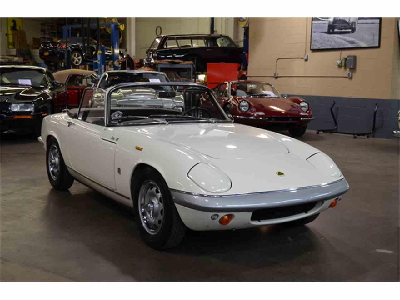 1966 Lotus Elan for Sale | ClassicCars.com | CC-981767