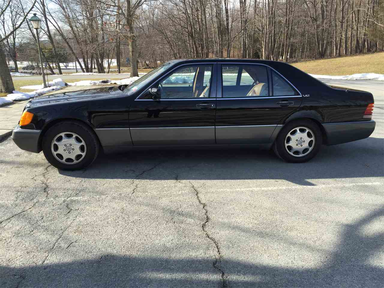 Large Picture of '93 600SEL - L1JJ