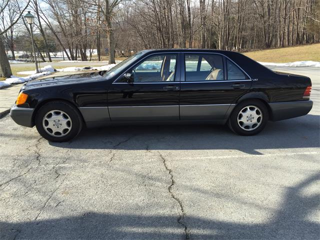 Picture of '93 600SEL - L1JJ