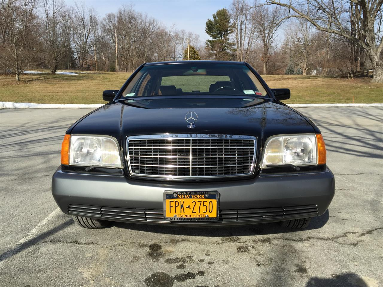 Large Picture of 1993 Mercedes-Benz 600SEL - $18,000.00 Offered by a Private Seller - L1JJ
