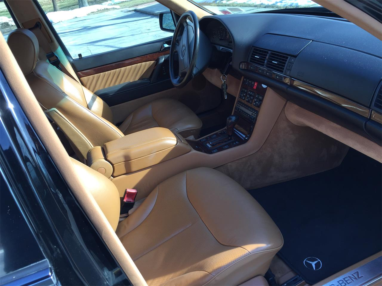 Large Picture of 1993 Mercedes-Benz 600SEL located in New York - $18,000.00 Offered by a Private Seller - L1JJ