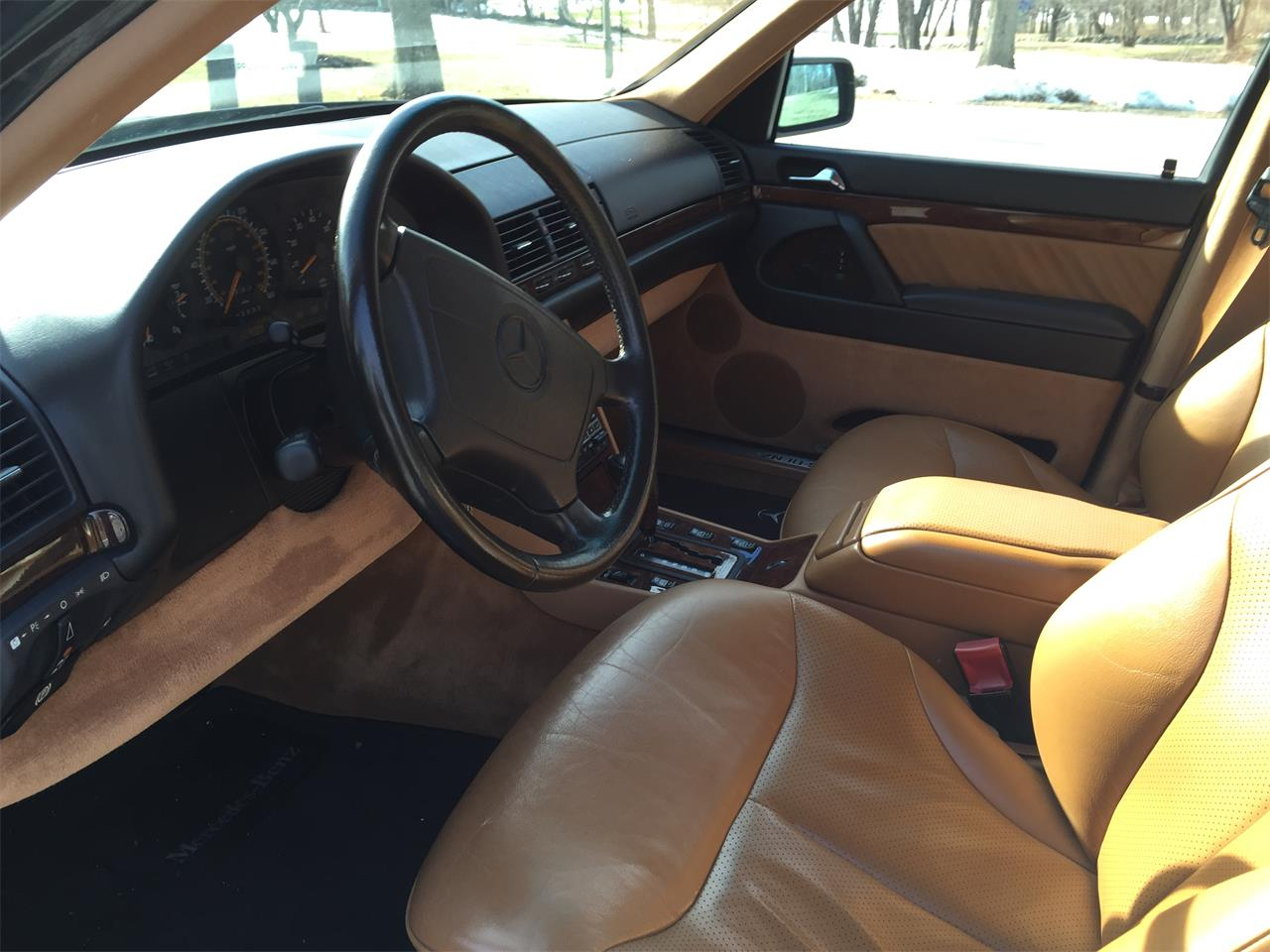 Large Picture of '93 600SEL located in New York - $18,000.00 Offered by a Private Seller - L1JJ