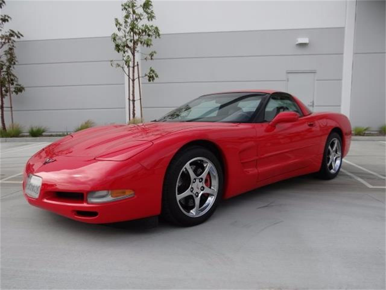 West Coast Corvette >> For Sale 2000 Chevrolet Corvette In Anaheim California