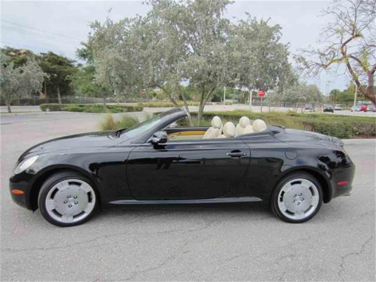 2002 Lexus SC430 for Sale | ClicCars.com | CC-981838