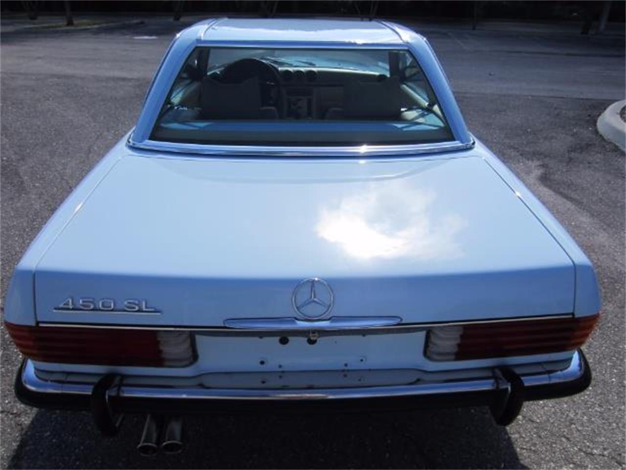 Large Picture of Classic '73 Mercedes-Benz 450SL - $16,900.00 - L1LF