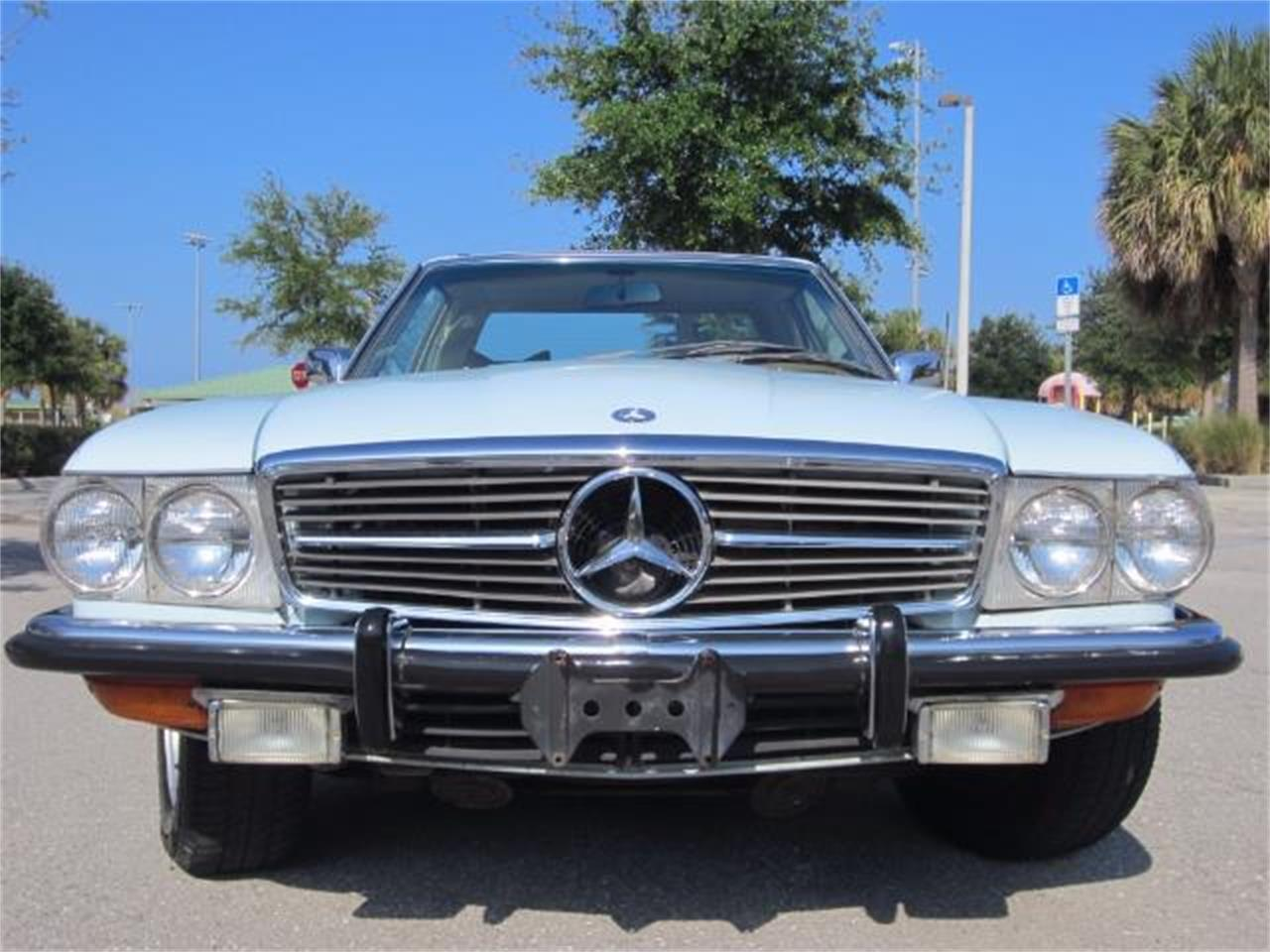 Large Picture of 1973 Mercedes-Benz 450SL located in Delray Beach Florida Offered by Autosport Group - L1LF