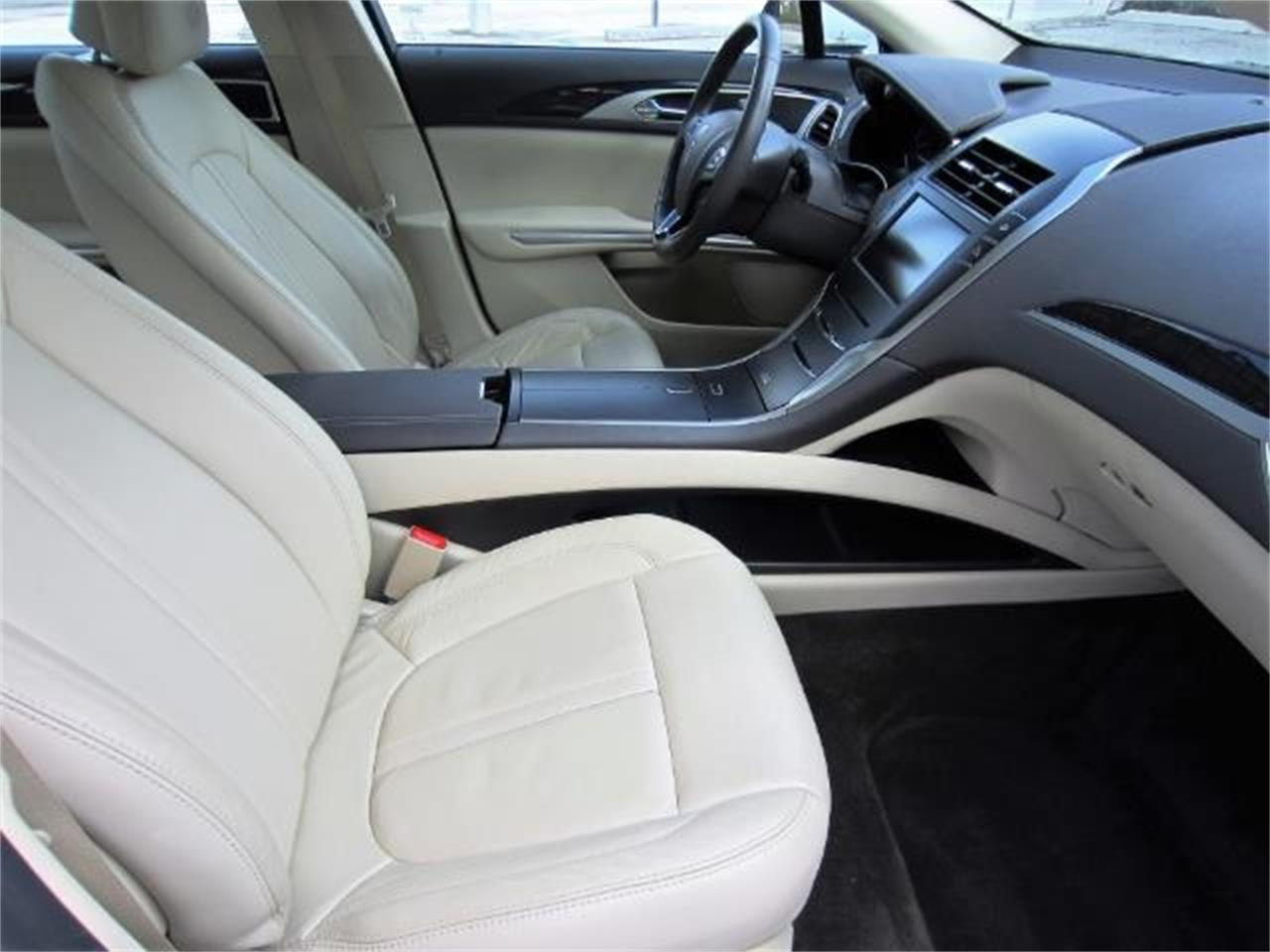 Large Picture of '14 MKZ Hybrid - L1LK
