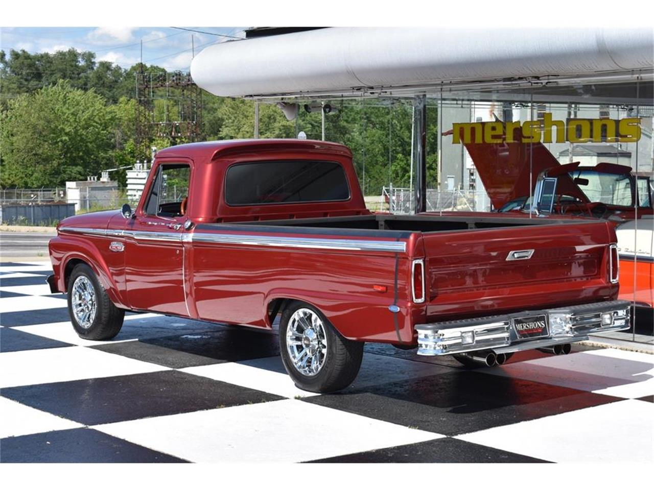 Large Picture of '65 F100 - L1LZ