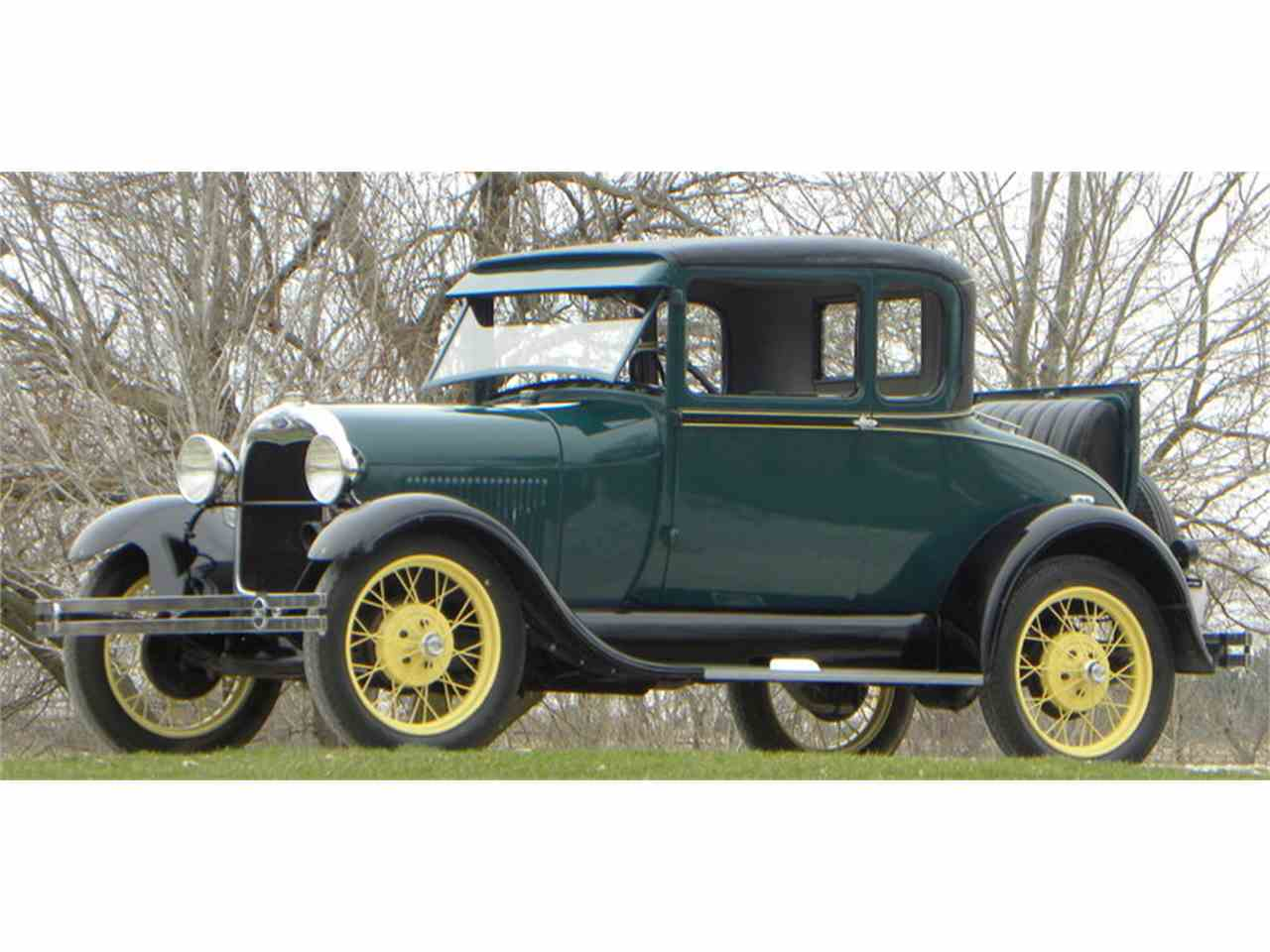 Large Picture of '29 Ford Model A Offered by Volo Auto Museum - L1MN
