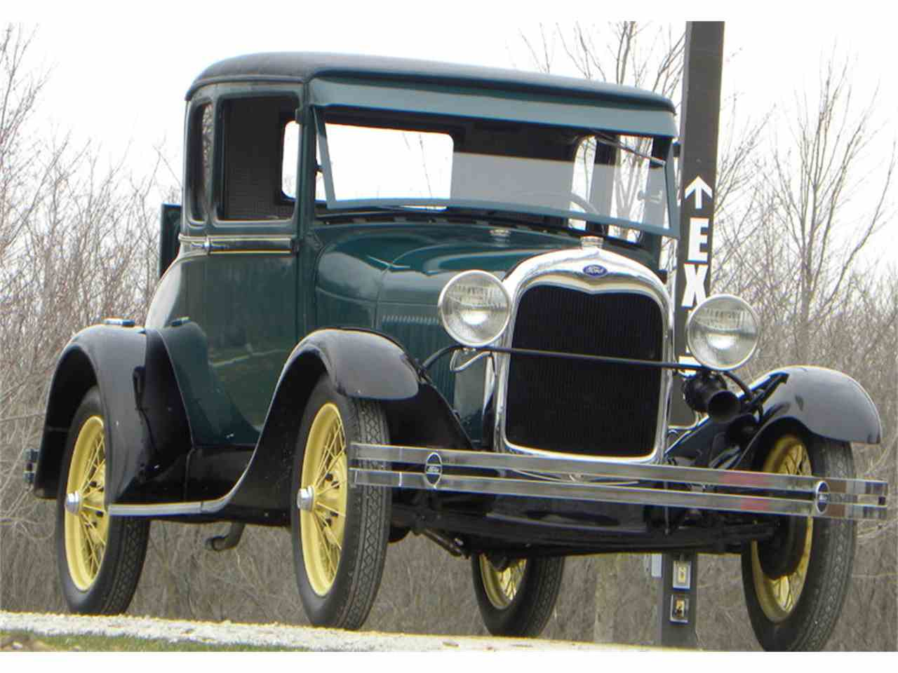 Large Picture of '29 Model A located in Illinois - $14,500.00 Offered by Volo Auto Museum - L1MN