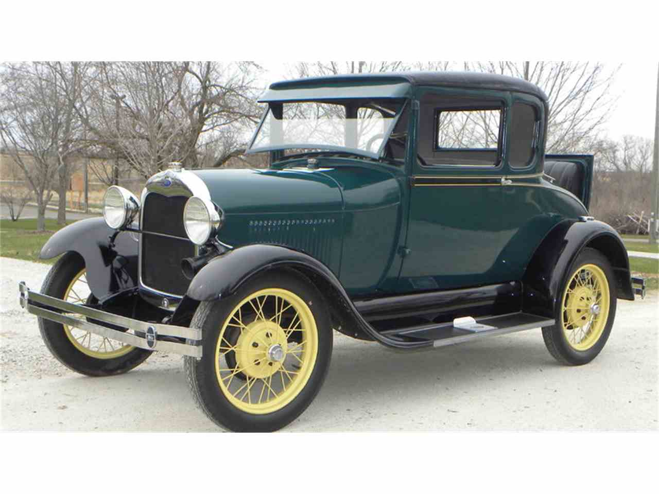 Large Picture of 1929 Ford Model A located in Volo Illinois - $14,500.00 - L1MN