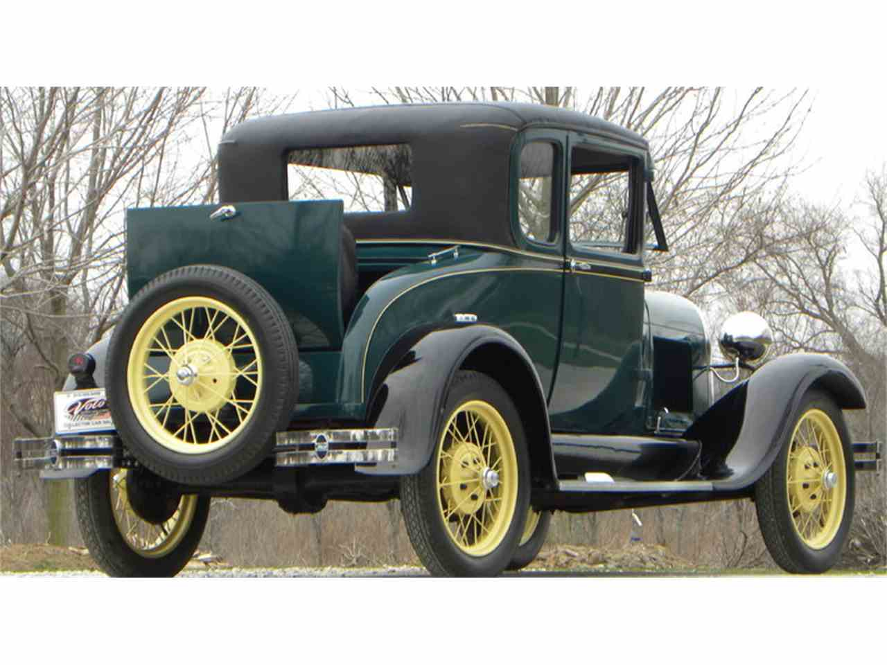 Large Picture of Classic 1929 Model A located in Volo Illinois - $14,500.00 Offered by Volo Auto Museum - L1MN