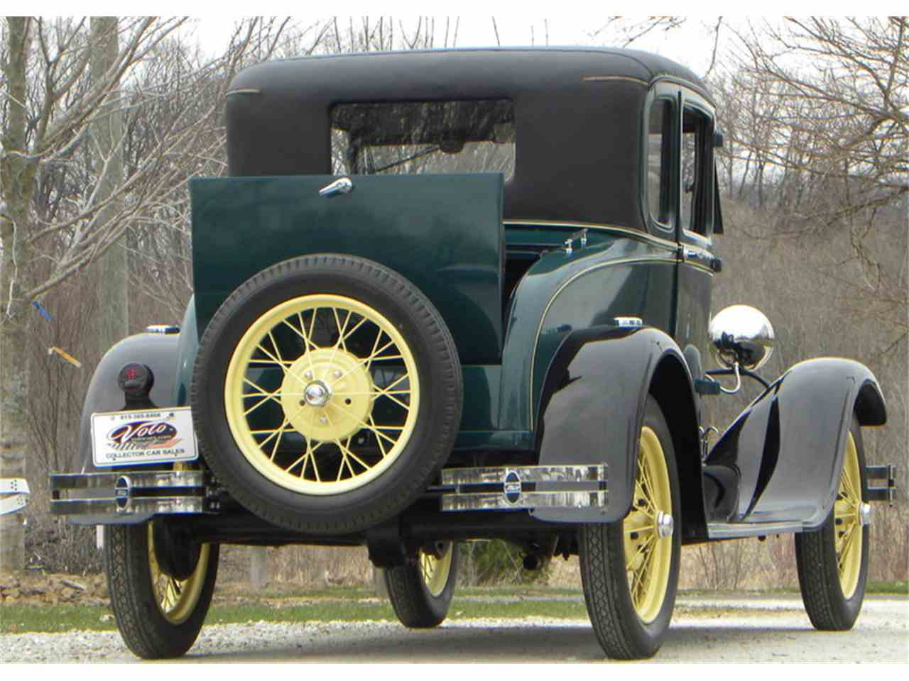 Large Picture of Classic 1929 Model A located in Volo Illinois - L1MN