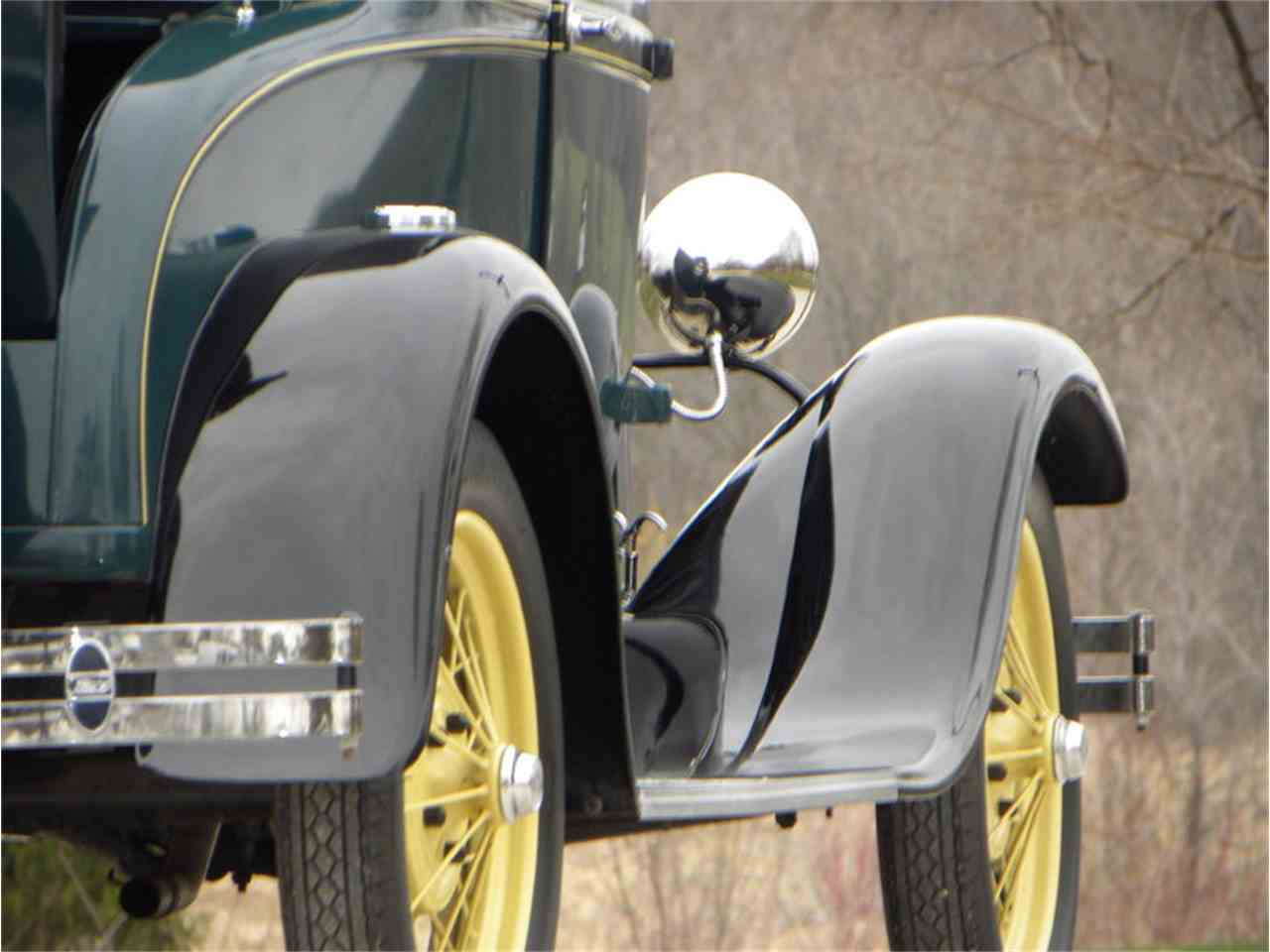 Large Picture of Classic '29 Ford Model A - $14,500.00 Offered by Volo Auto Museum - L1MN