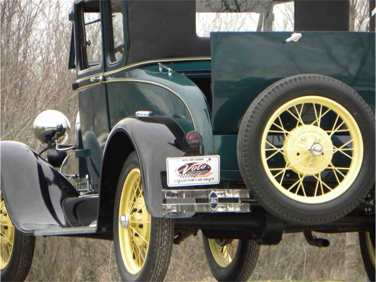 Large Picture of Classic '29 Ford Model A - L1MN