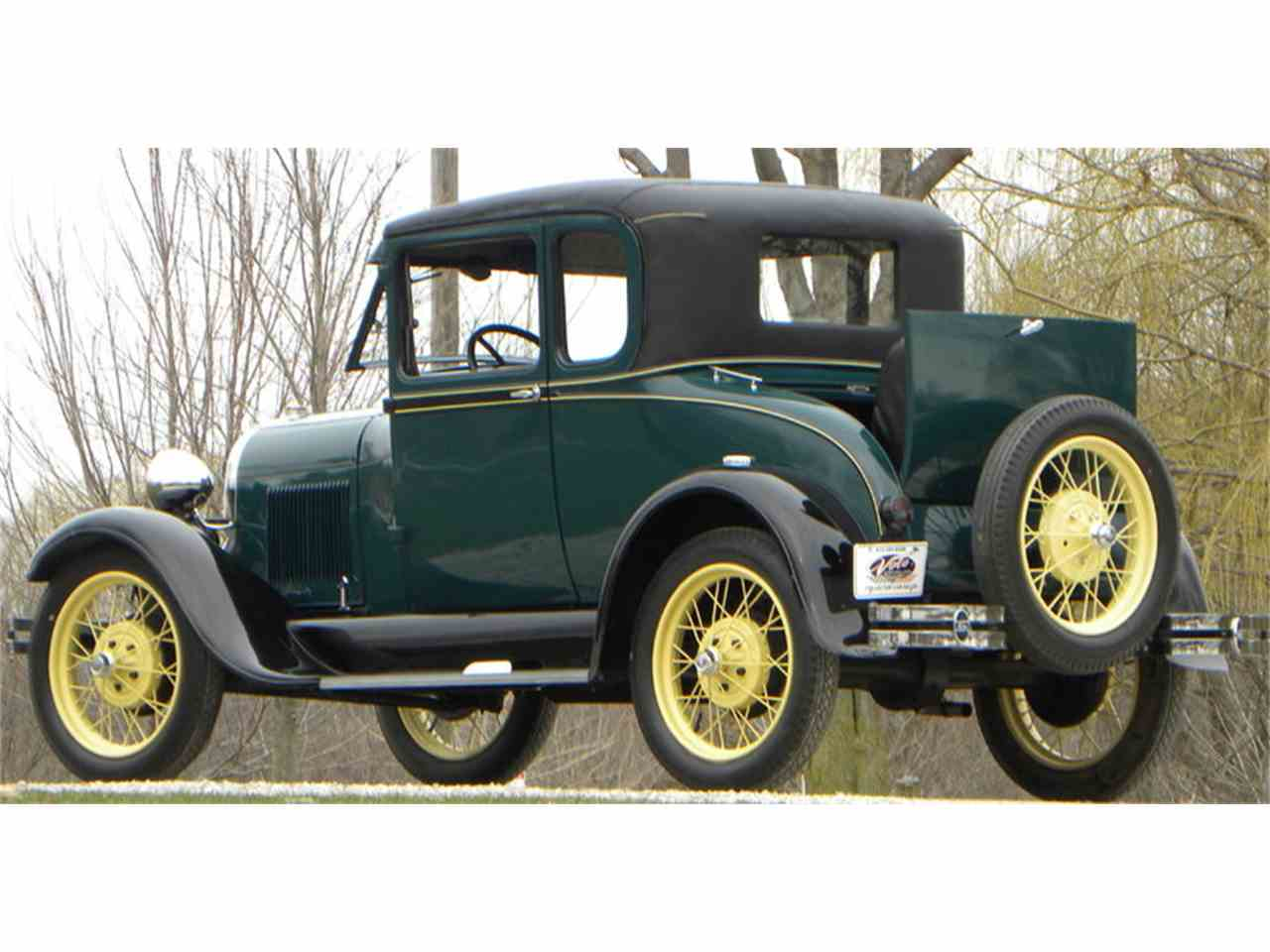 Large Picture of 1929 Model A - L1MN