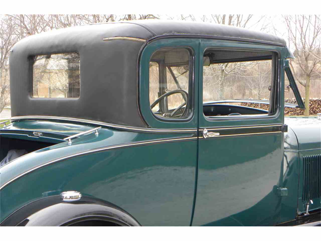 Large Picture of Classic '29 Model A - L1MN