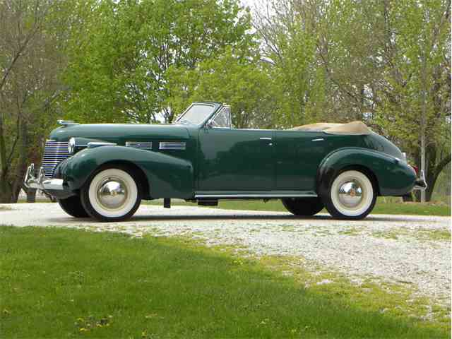 Picture of '40 Series 62 Convertible Sedan - L1MR