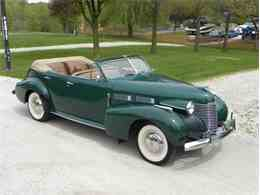 Picture of '40 Series 62 Convertible Sedan - L1MR
