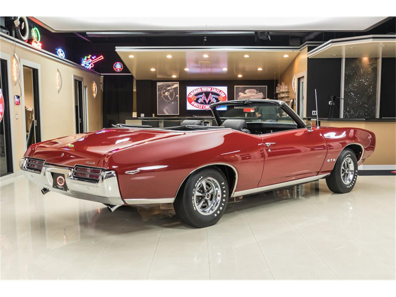 Large Picture of '69 GTO - L1MX